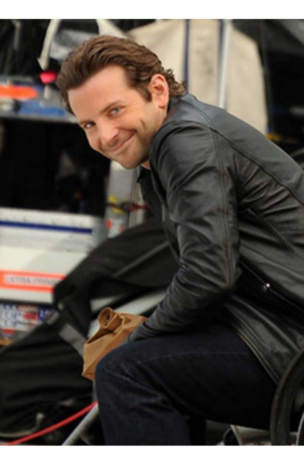 Bradley Cooper Black Jacket From Limitless
