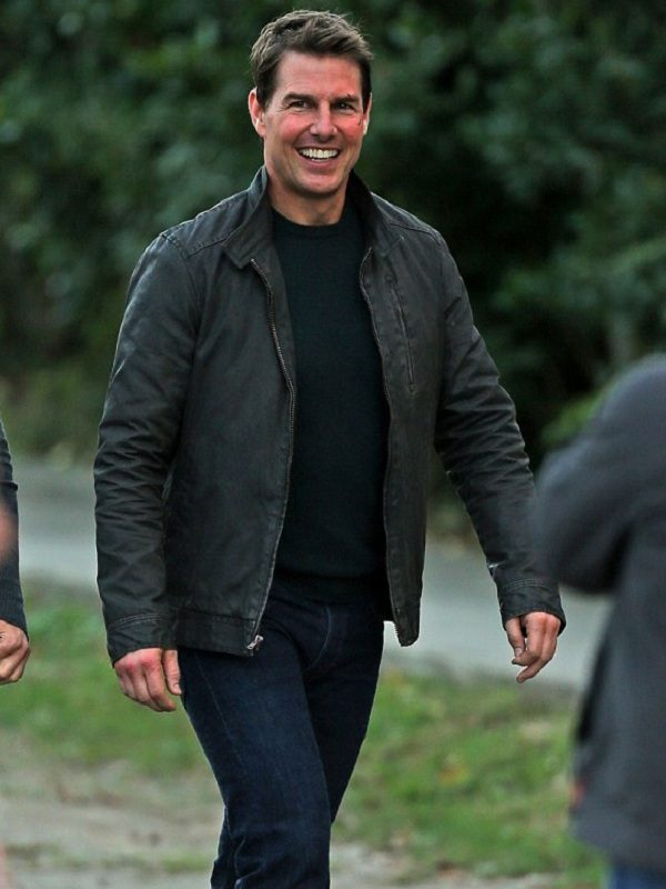 Tom Cruise Jack Reacher Black Jacket