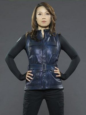 Agents Of Shield Melinda May Vest