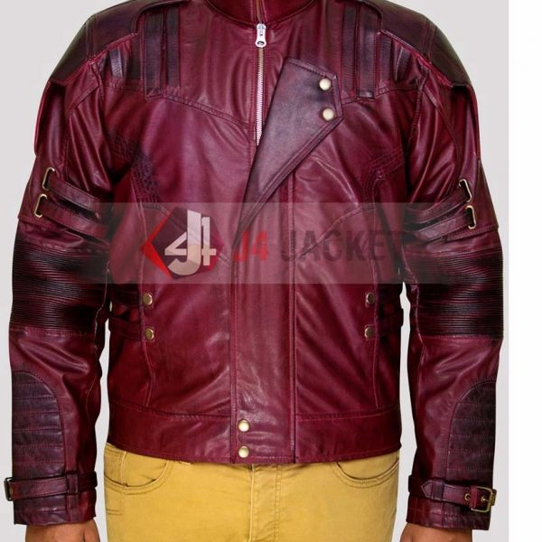 Guardians Of The Galaxy Vol 2 Star Lord Jacket-0