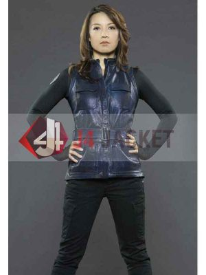 Agents Of Shield Melinda May Vest-0