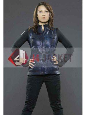 Agents Of Shield Melinda May Vest-0
