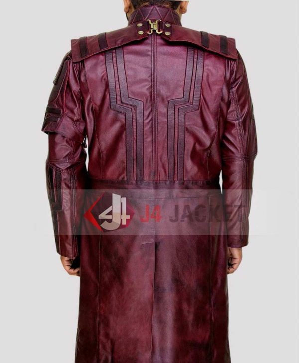 Guardians Of The Galaxy Vol 2 Trench Coat