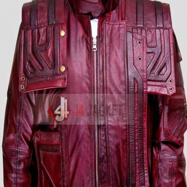 Star Lord Guardians Of The Galaxy Vol 2 Trench Coat