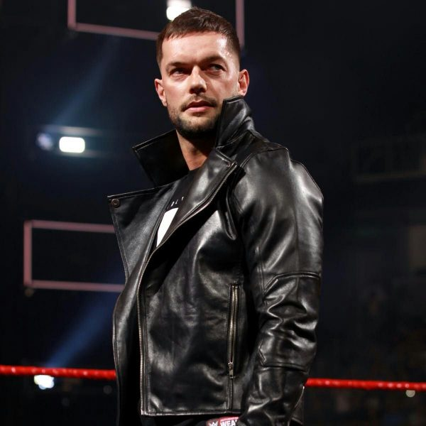 WWE Finn Balor Biker Jacket