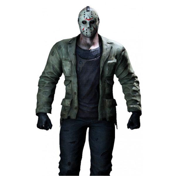 Jason Voorhees Mortal Kombat X Jacket-0