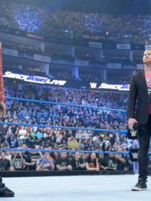 WWE Shinsuke Nakamura Leather Jacket-0