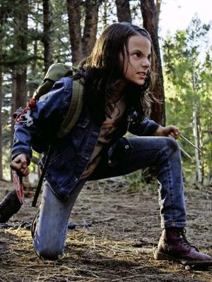 Laura Logan Jeans Jacket-0