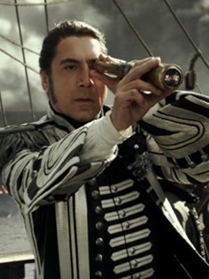 Pirates of the Caribbean: Dead Men Tell No Tales Captain Salazar Costume
