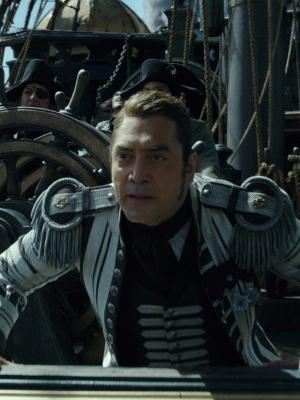 Captain Salazar Costume Pirates of the Caribbean: Dead Men Tell No Tales