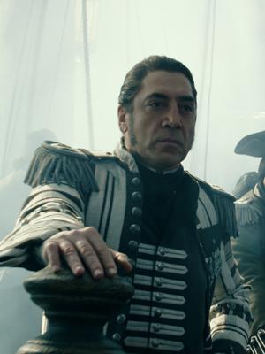 Captain Salazar Costume Pirates of the Caribbean: Dead Men Tell No Tales 2017-0