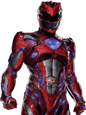 Jason Lee Scott Red Ranger Leather Costume