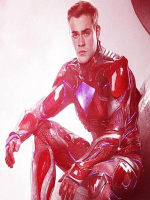 Jason Lee Scott (Red Power Rangers Costume 2017)-0