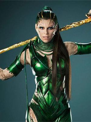 Rita Repulsa 2017 (Green Power Rangers Costume)-0