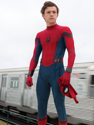 Peter Parker's Spider Man Costume 2017-0