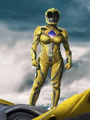 Trini (Yellow Power Ranger Costume)-0