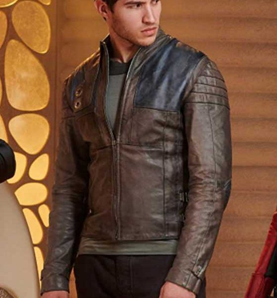 Cameron Cuffe Seg El Krypton Leather Jacket-0