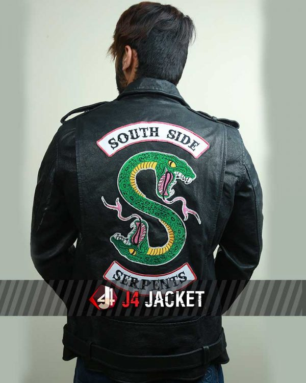 Riverdale Southside Serpents Jacket-0