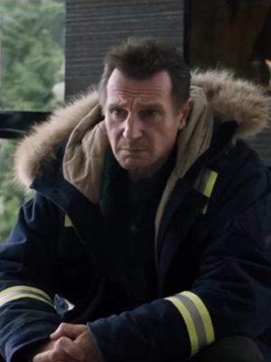 Cold Pursuit Liam Neeson Parka Jacket