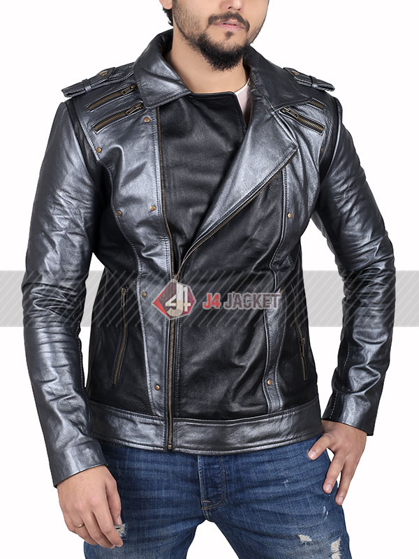 X Men Leather Jacket