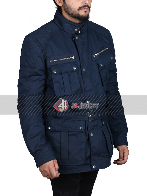 Cassian John Wick 2 Jacket