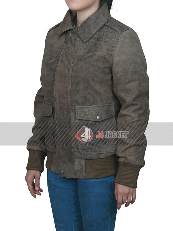 Last Stand Peter Parker Leather Jacket