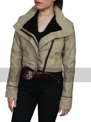 Emila Clark Star Wars Jacket