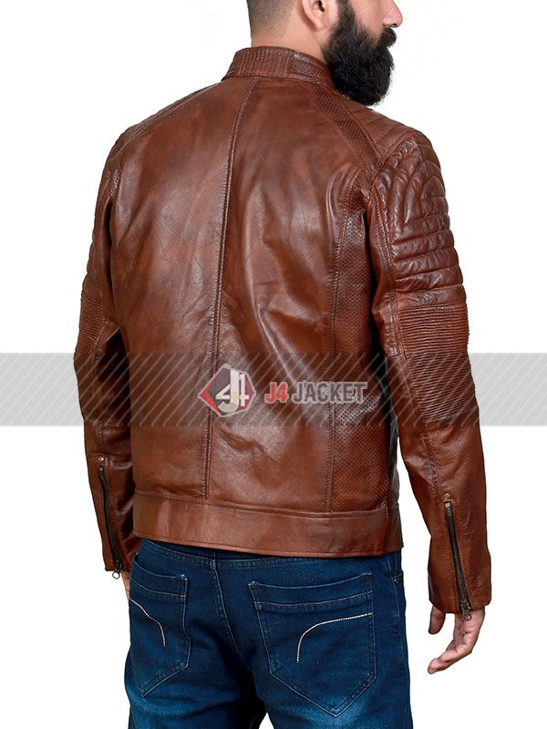 Cafe Racer Jacket for Men