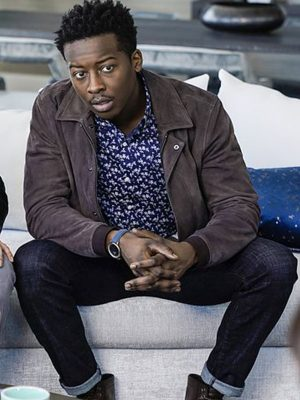 Brandon Micheal Hall God Friended Me Jacket