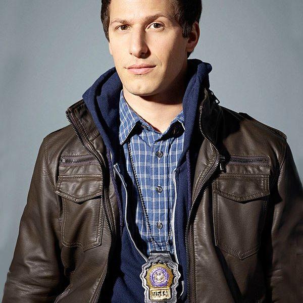 Brooklyn Nine Nine Jake Peralta Leather Jacket