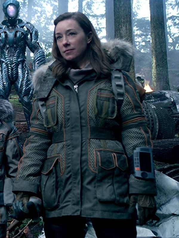 Lost in Space Molly Parka Jacket
