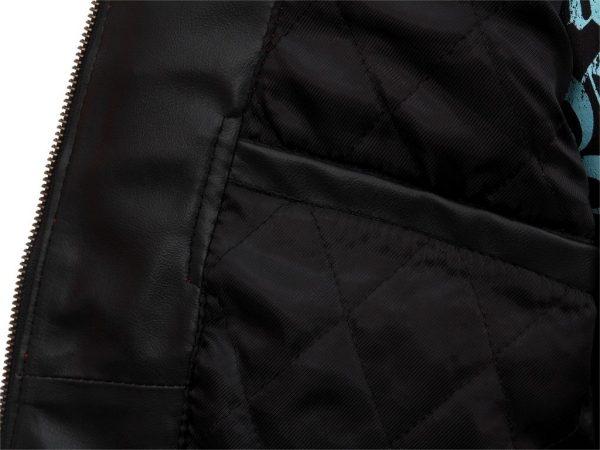 Red Ryan Reynolds Deadpool Jacket New