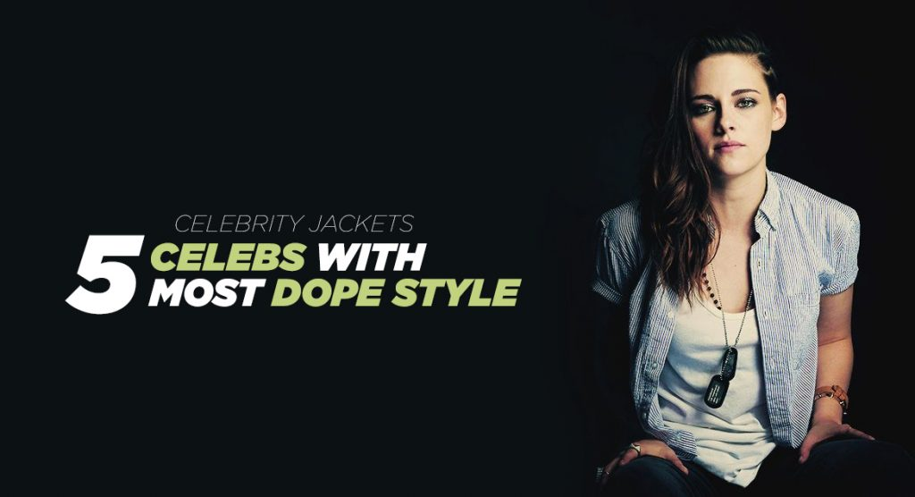 Celebrity Jackets: 5 Celebs with Most Dope Style!