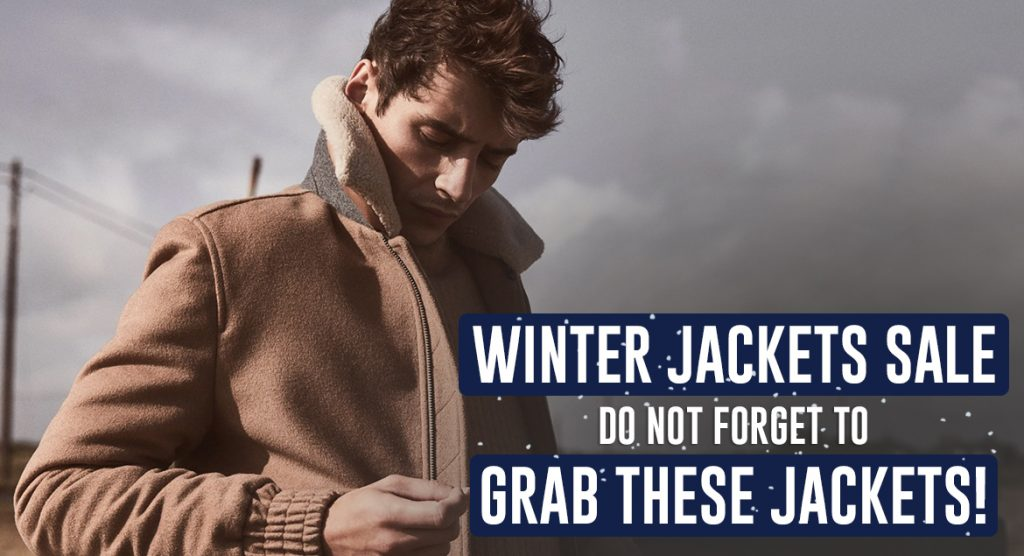 Winter Jackets Sale: Do Not Forget To Grab These Jackets!
