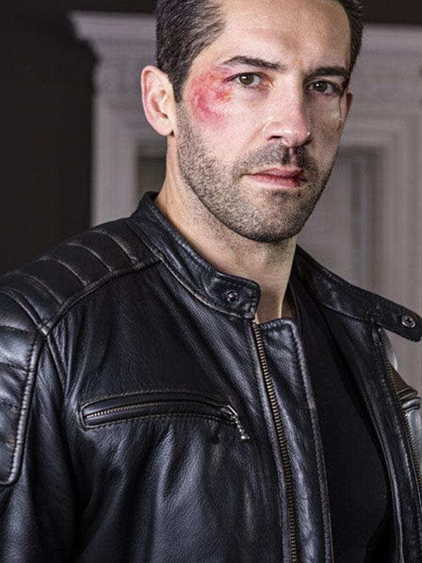 Accident Man Scott Adkins Jacket