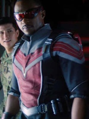 Sam The Falcon and the Winter Soldier Jacket