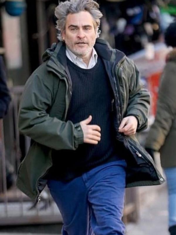 C'mon C'mon Joaquin Phoenix Bomber Jacket