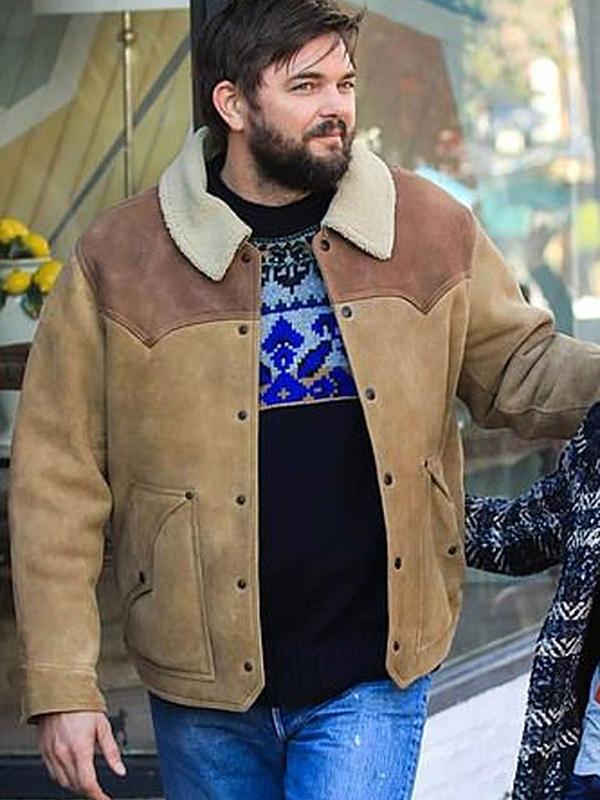 Nick Thune Jacket