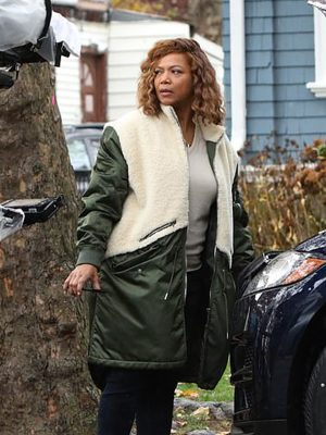 Queen Latifah The Equalizer Coat