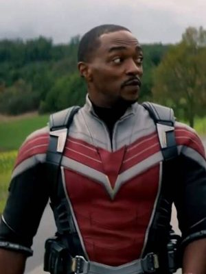 Anthony Mackie Jacket