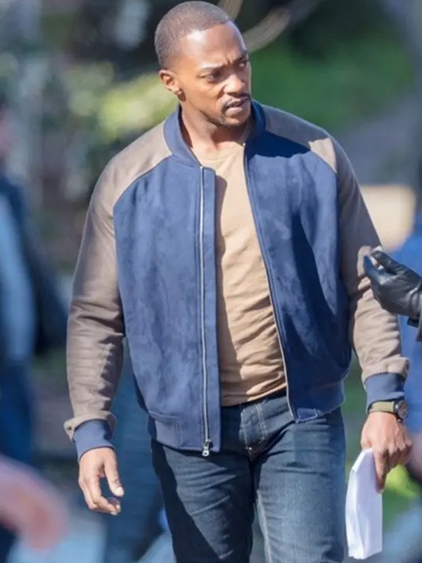 Anthony Mackie Falcon Jacket