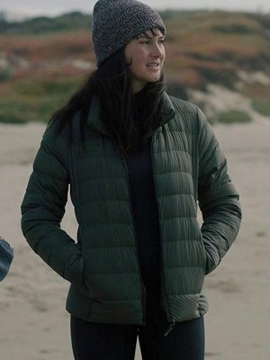 Big Little Lies Shailene Woodley Puffer Jacket