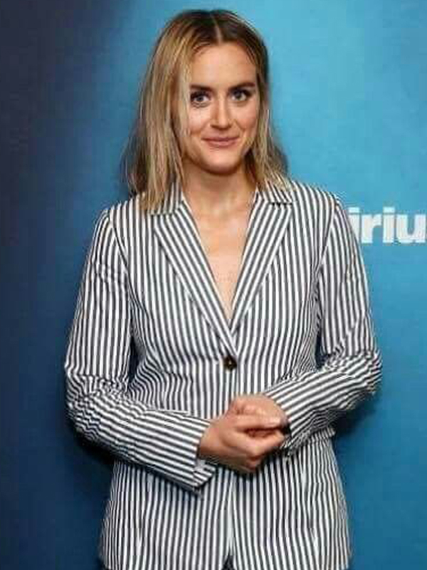 Taylor Schilling Orange is New Black Blazer