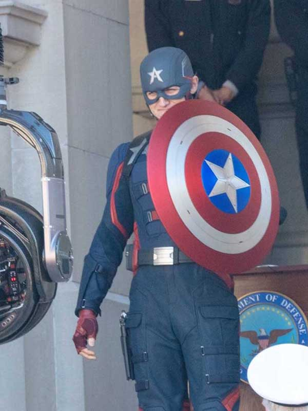 The Falcon and the Winter Soldier John Walker Jacket