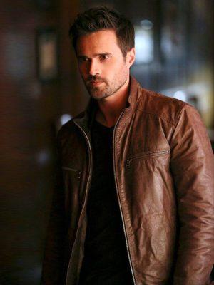 Agents Of Shield Brett Dalton Leather Jacket