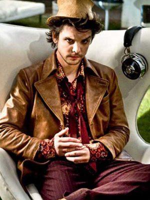 Andrew Lee Potts Alice Leather Jacket