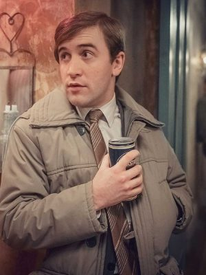 It's a Sin Callum Scott Howells Hooded Jacket