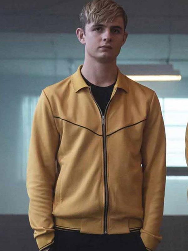 Otto Farrant Yellow Jacket