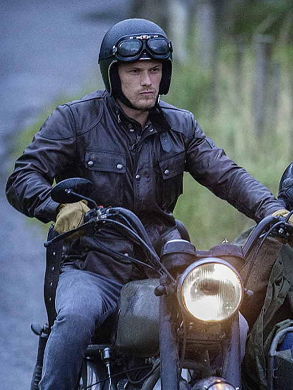 Men In Kilts A Roadtrip With Sam And Graham Sam Heughan Jacket