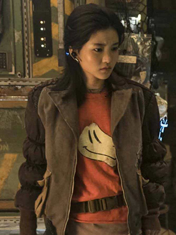Captain Jang Space Sweepers Jacket